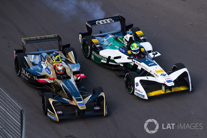 Formule E Diaporama : Vergne triomphe dans l'ePrix de Punta del Este