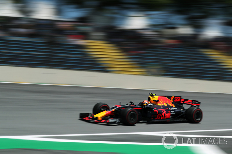 5. Max Verstappen, Red Bull Racing RB13