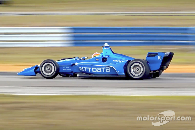 Эд Джонс, IndyCar, Chip Ganassi
