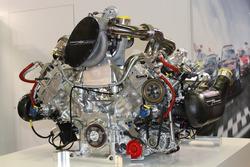 Mesin Mecachrome 3,4L V6 turbo untuk LMP1 privat