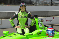 Danica Patrick, Ed Carpenter Racing Chevrolet