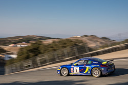 #8 Porsche GT4 Clubsport: Carter Yeung, Andy Lee