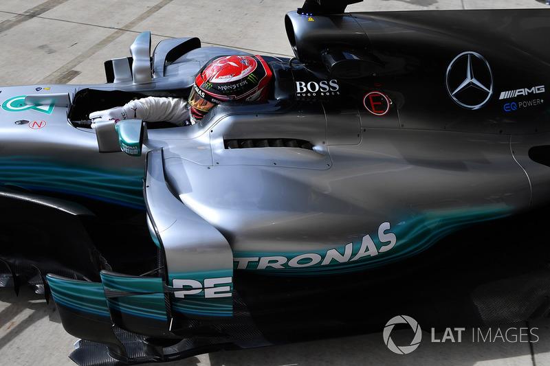 Amerika - Lewis Hamilton