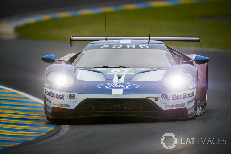 41. #67 Ford Chip Ganassi Racing Ford GT