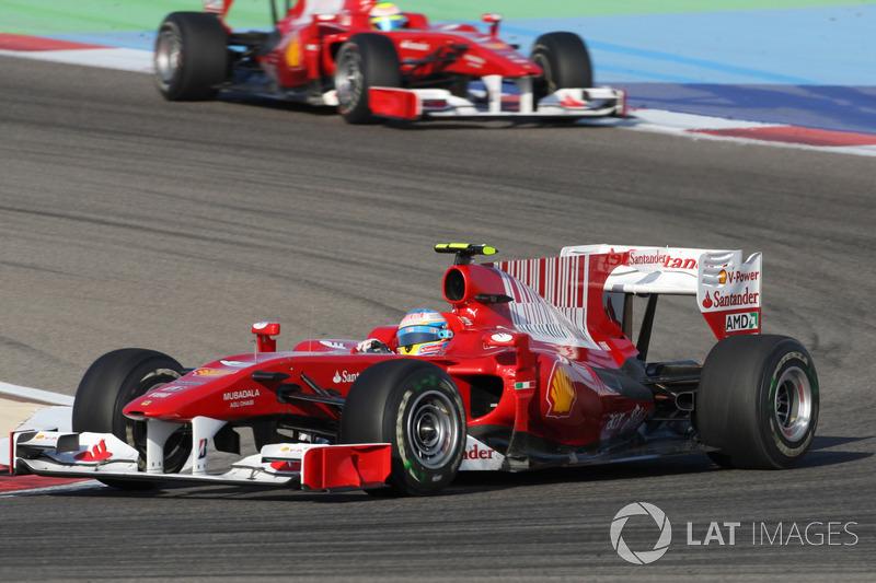 2010 : Grand Prix de Bahreïn