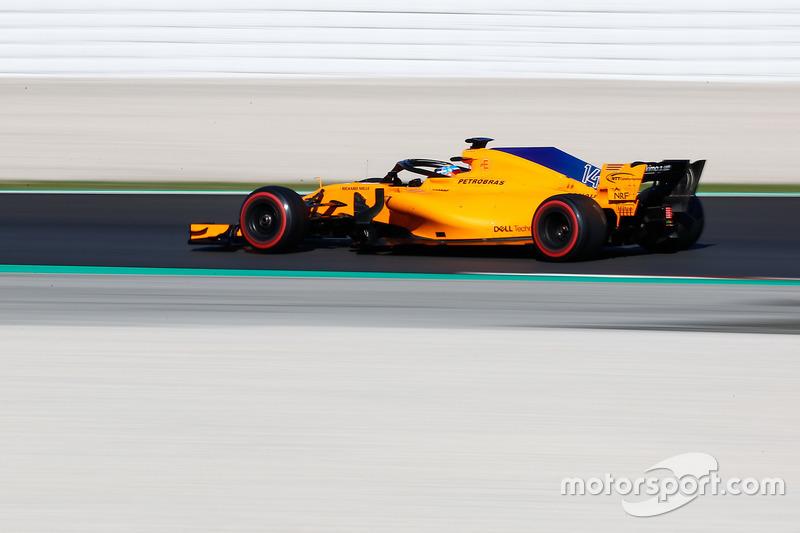 10 місце — Фернандо Алонсо, McLaren