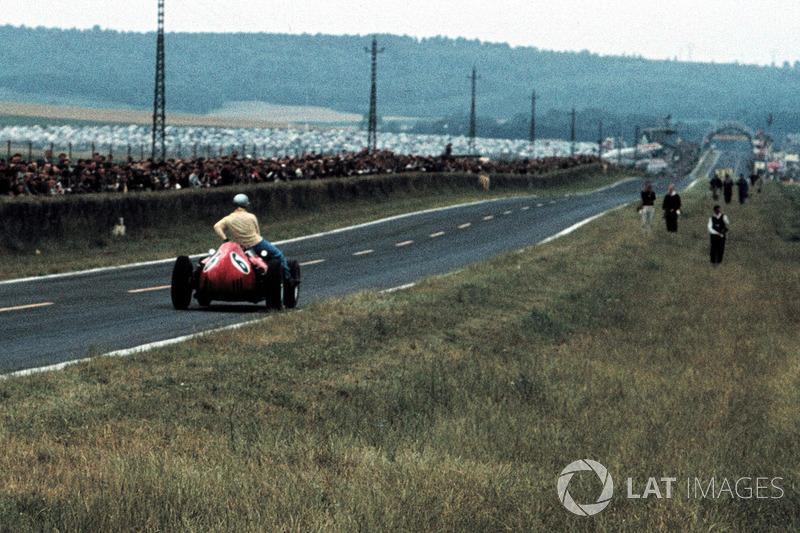 1960 Fransa: Willy Mairesse, Tony Brooks