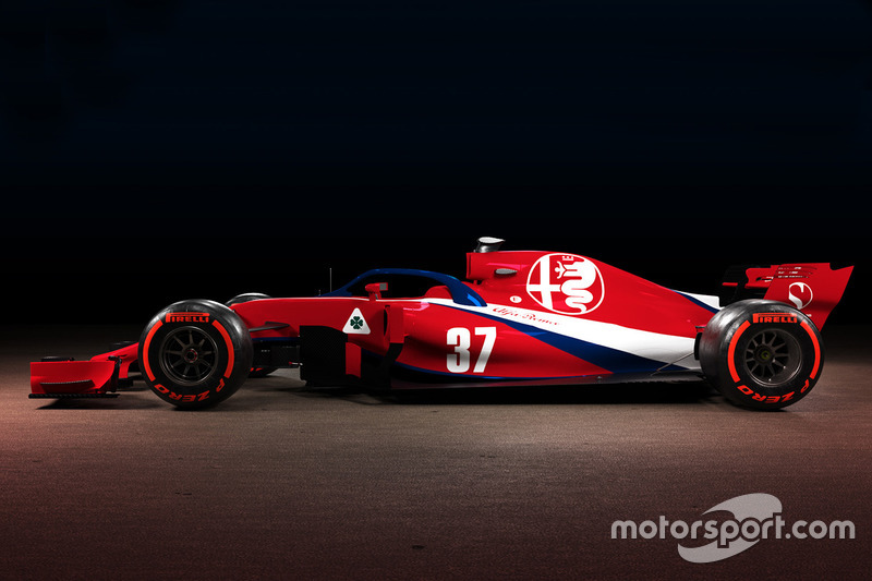 fotogallery l 39 alfa romeo sauber di f 1 sar cos formula 1 news. Black Bedroom Furniture Sets. Home Design Ideas