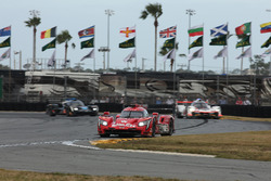 #31 Action Express Racing Cadillac DPi: Felipe Nasr, Eric Curran, Mike Conway, Stuart Middleton