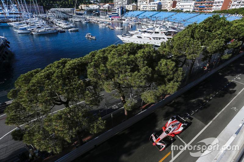 6. Nick Heidfeld, Mahindra Racing