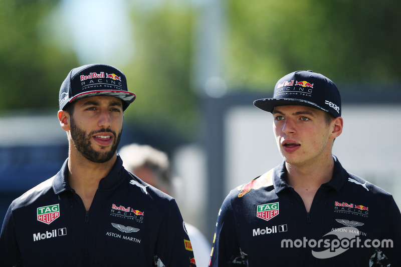 Red Bull Racing    Media de edad: 24 años  Suma de edad: 48 años