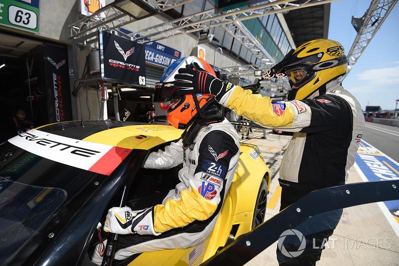 Jordan Taylor, Corvette Racing