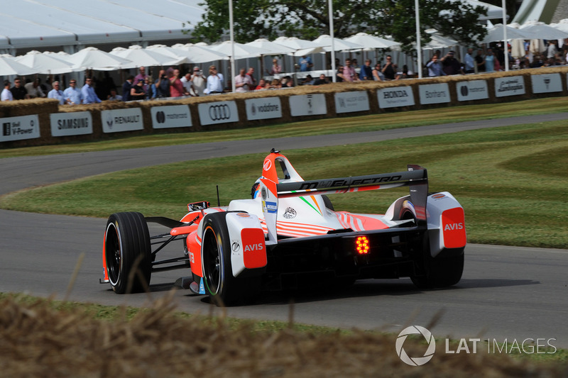 Nick Heidfeld Fórmula E