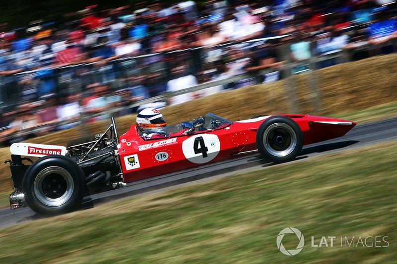 Derek Bell, Surtees
