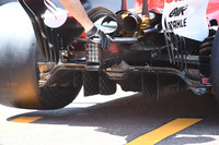 Дифузор Ferrari SF70-H