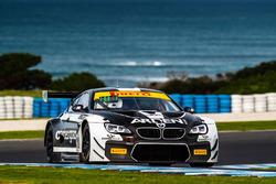 #101 BMW Team SRM BMW M6 GT3: Danny Stutterd, Sam Fillmore, #100 BMW Team SRM BMW M6 GT3: Steve Richards, James Bergmuller