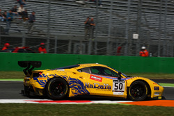 #50 Spirit of Race, Ferrari 488 GT3: Pasin Lathouras, Michele Rugolo, Alessandro Pier Guidi