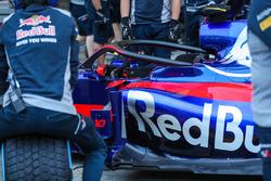 Scuderia Toro Rosso STR12 avec le Halo