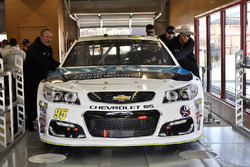 Technische Inspektion: Michael McDowell, Leavine Family Racing, Chevrolet