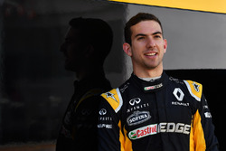Николя Латифи, Renault Sport F1 Team