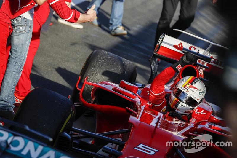 Australian GP - Winner: Sebastian Vettel