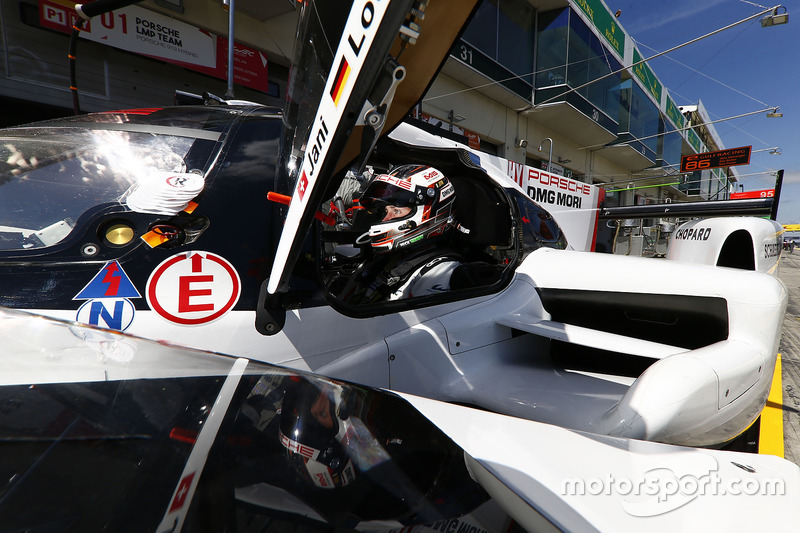 Нік Тенді, Porsche Team