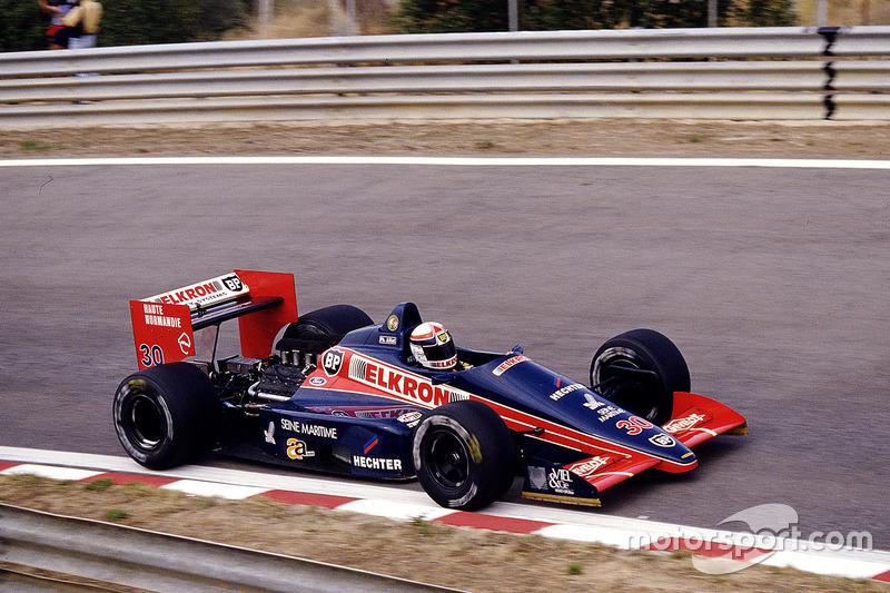 Larrousse/Lola LC87 1987 року