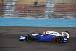 Такума Сато, Andretti Honda