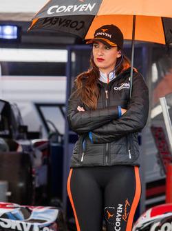 Девушки Argentina Corven Racing