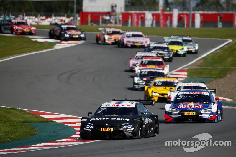 Бруно Спенглер, BMW Team RBM, BMW M4 DTM , лідирує