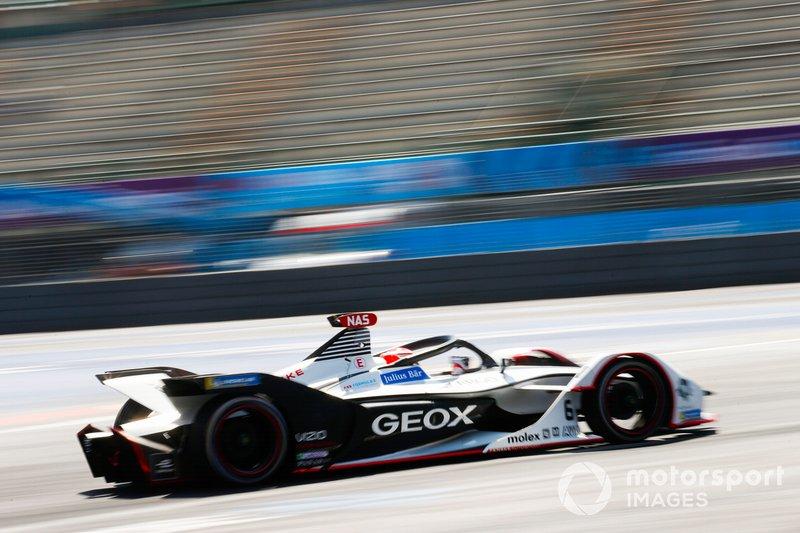 Felipe Nasr , Dragon Racing, Penske EV-3