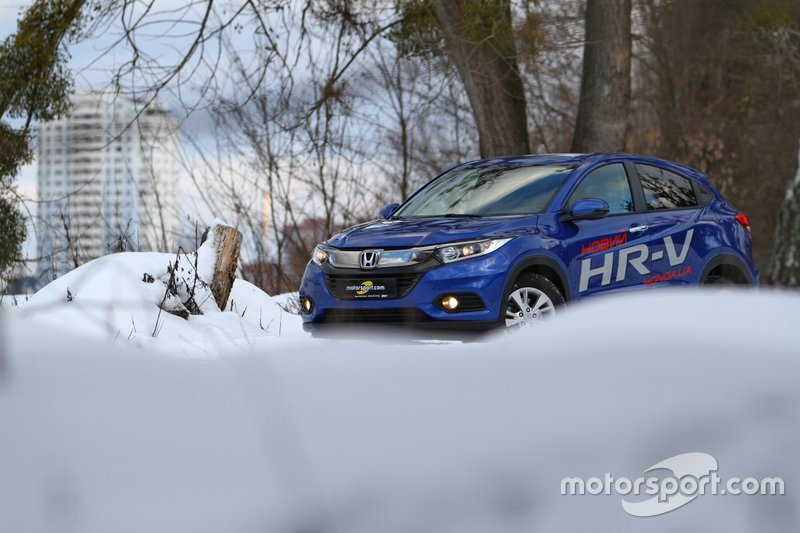 Honda HR-V 2019 року