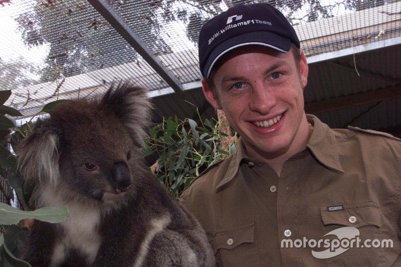 #6 Jenson Button, Williams