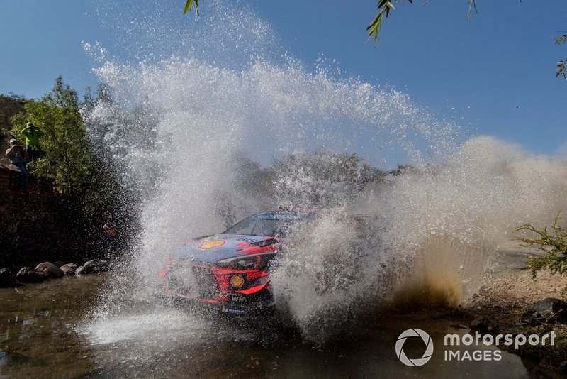 Andreas Mikkelsen, Hyundai Motorsport, Hyundai i20 Coupe WRC 2019
