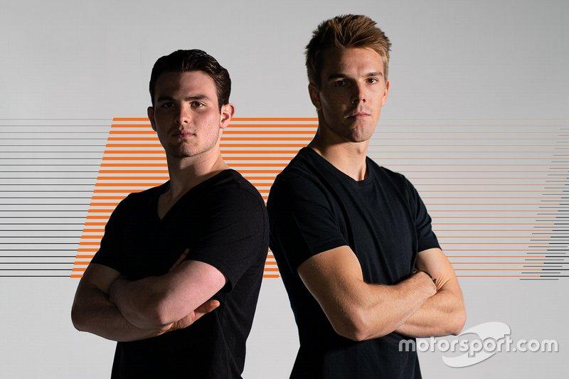 Anuncio pilotos Arrow McLaren SP