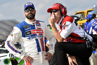 Paul Menard, Wood Brothers Racing, Ford Fusion Earn While You Learn/NewFordTech.com and Greg Erwin