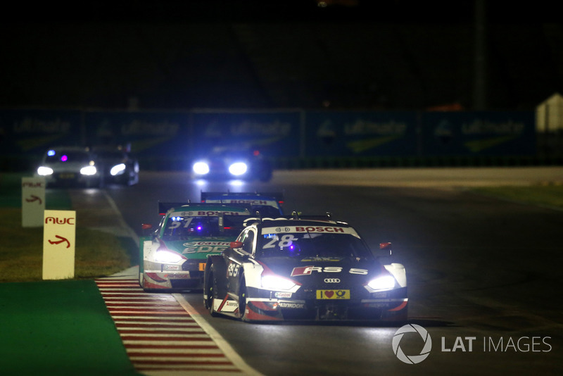7. Loic Duval, Audi Sport Team Phoenix, Audi RS 5 DTM