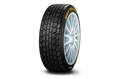 2021 WRC Pirelli tyre presentation