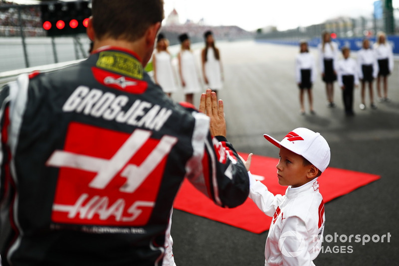 Romain Grosjean: Haas F1 Team - 7 puan