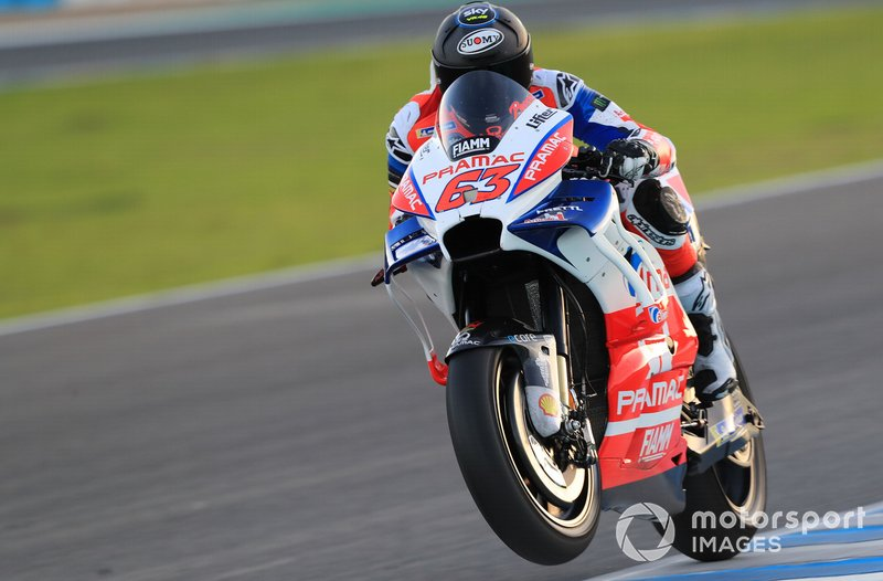 Francesco Bagnaia, Alma Pramac Racing