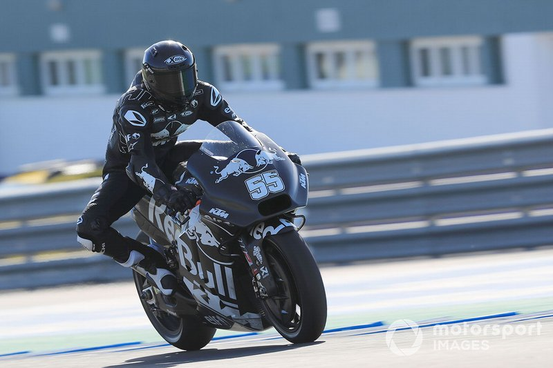 Хафиз Съяхрин, Red Bull KTM Tech 3