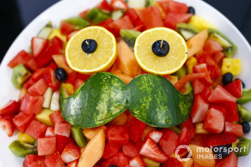 Гран Прі Мексики: кулінарне мистецтво