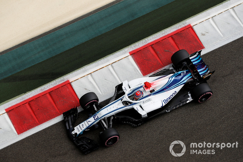 George Russell, Williams FW41