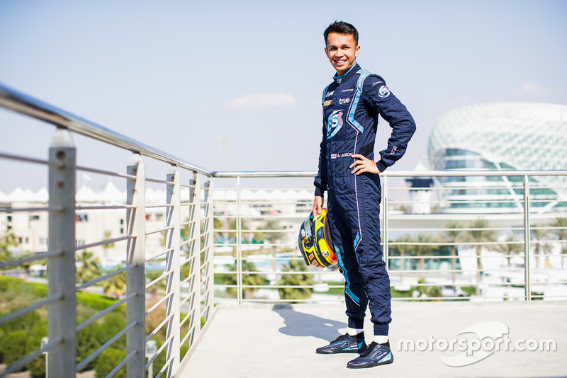 30: Alexander Albon: Formula 2 üçüncüsü