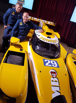 Jan Lammers en Frits van Eerd, Racing Team Nederland