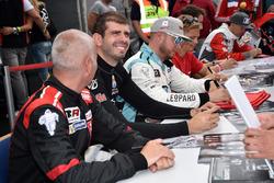 Autogrammstunde: Dusan Borkovic, GE-Force, Alfa Romeo Giulietta TCR