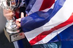 The trophy of Enaam Ahmed, Carlin