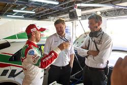 Tiago Monteiro, Honda Racing Team JAS, mit Andrea Cisotti
