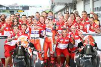 Andrea Dovizioso, Ducati Team, Jorge Lorenzo, Ducati Team
