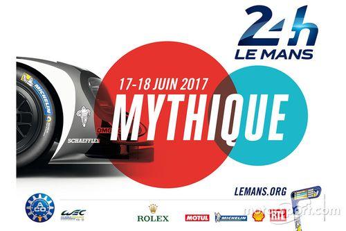 Présentation de l'affiche des 24 Heures du Mans